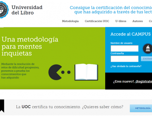 WordPress Universidad del Libro, identitat d'un projecte
