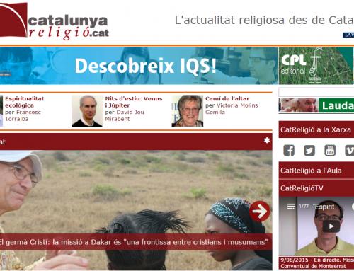 Drupal catalunyareligio.cat, multidioma i multibloc