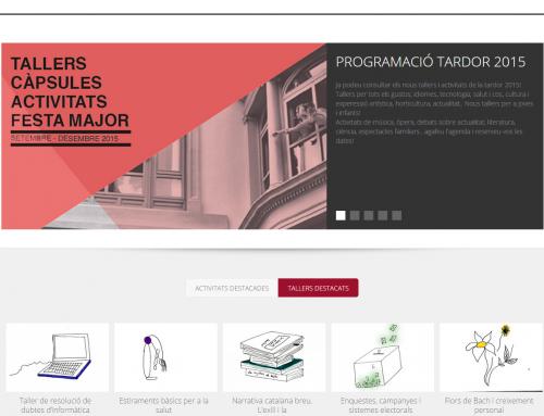 WordPress Casa Orlandai, web coorporativa