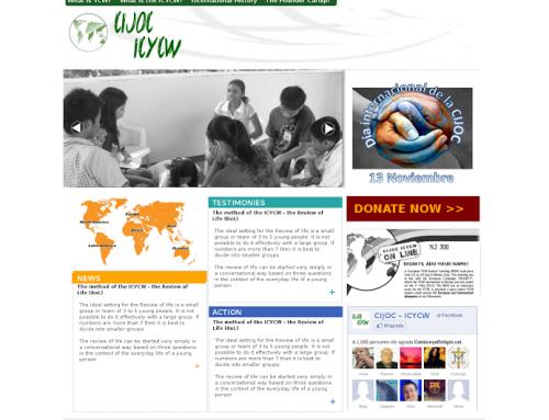 Drupal com a portal internacional amb joves de tot el món
